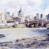 The Thames Side